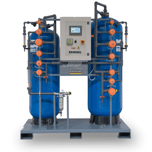 demineralizzatori e osmosi inversa